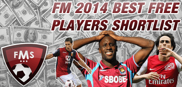 FM 2014 free players feature image