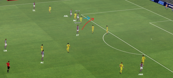 fm 2014 tactic false nine