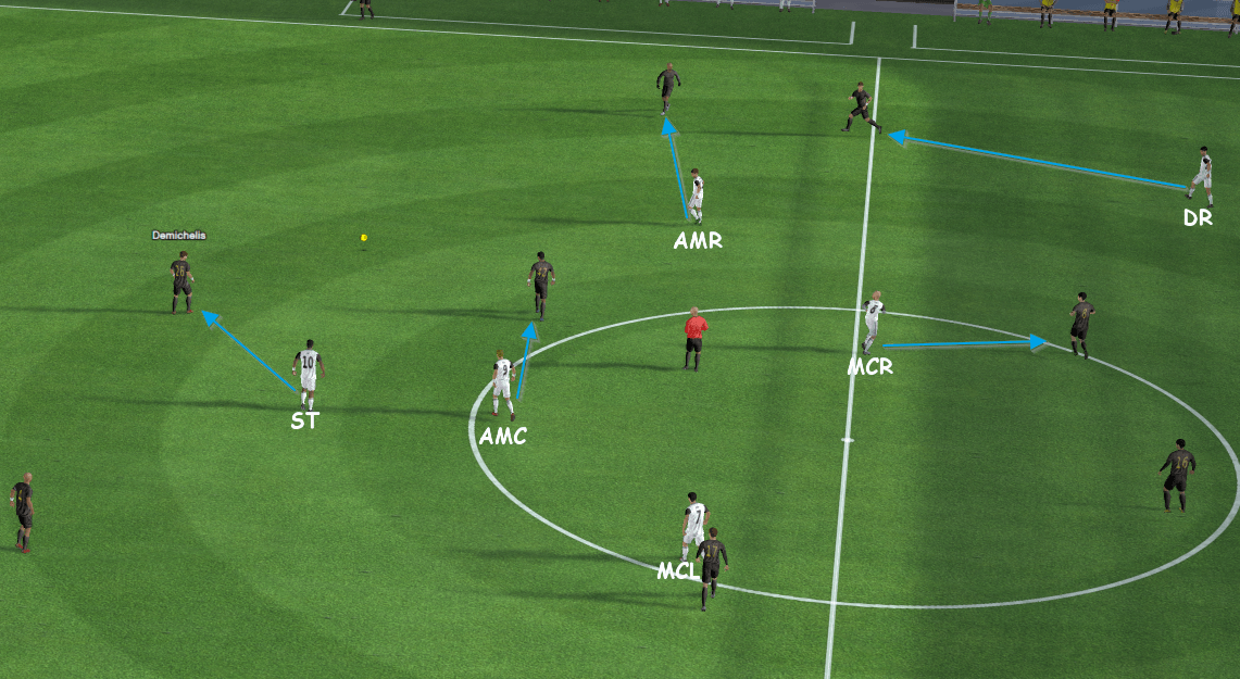 how to play counter attacking football fm 17