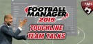 FM 2015 touchline team talks feature