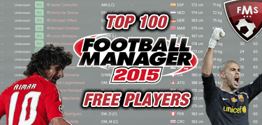 Best FM 2015 lower league players feature