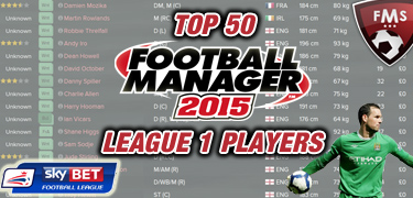 Best FM 2015 League 1 Players