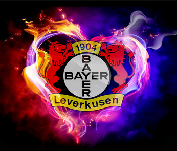 Leverkusen badge