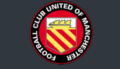 FC united Manchester logo