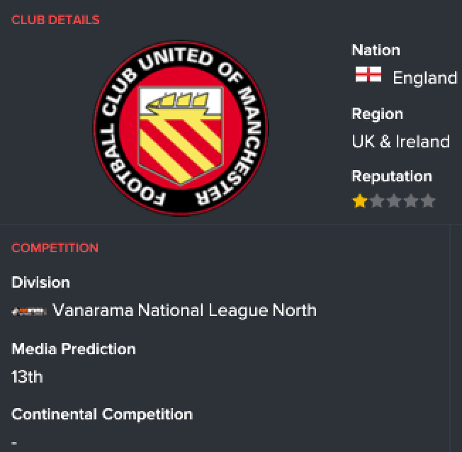 fc united media prediction